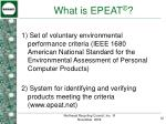 what is epeat12