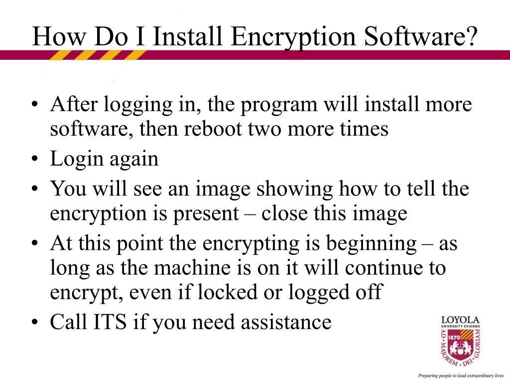 After logging in, the program will install more software, then reboot two more times