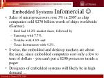 embedded systems infomercial