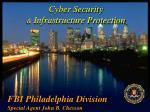 cyber security infrastructure protection