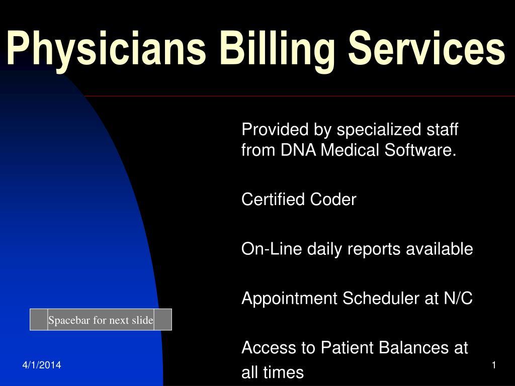 physicians billing services l.