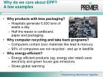 why do we care about epp a few examples7