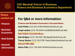 usc marshall school of business finance and business economics department21