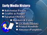 early media history11