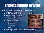 entertainment brands34
