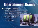 entertainment brands37