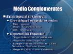media conglomerates26