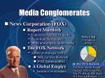 media conglomerates30