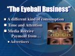 the eyeball business4