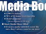 the media boom