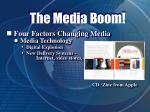 the media boom41