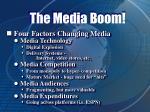 the media boom42