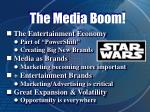 the media boom43