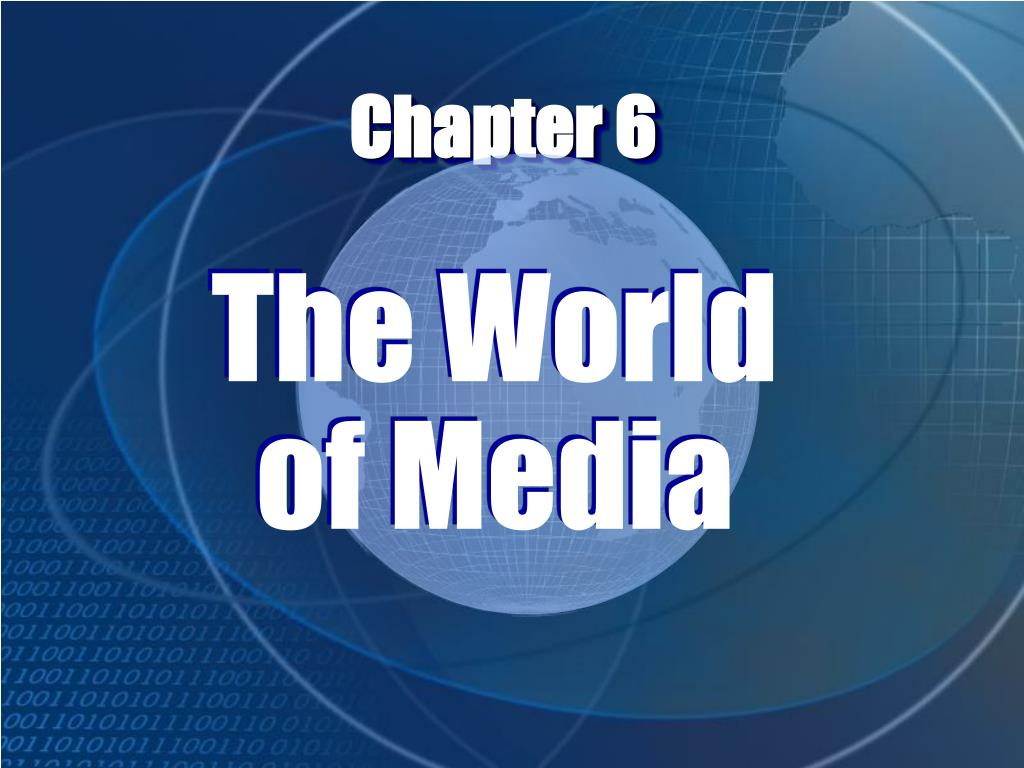 the world of media l.