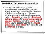modernity homo economicus3