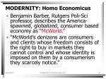 modernity homo economicus6