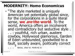 modernity homo economicus7