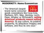 modernity homo economicus8