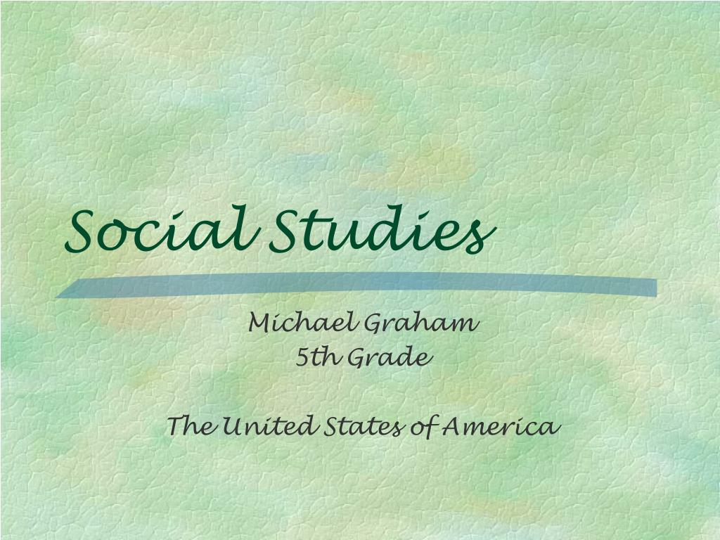 social studies l.