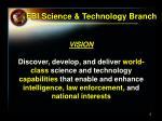 fbi science technology branch3