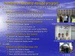 academic internship abroad program