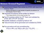 science ground segment10