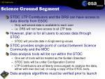 science ground segment9