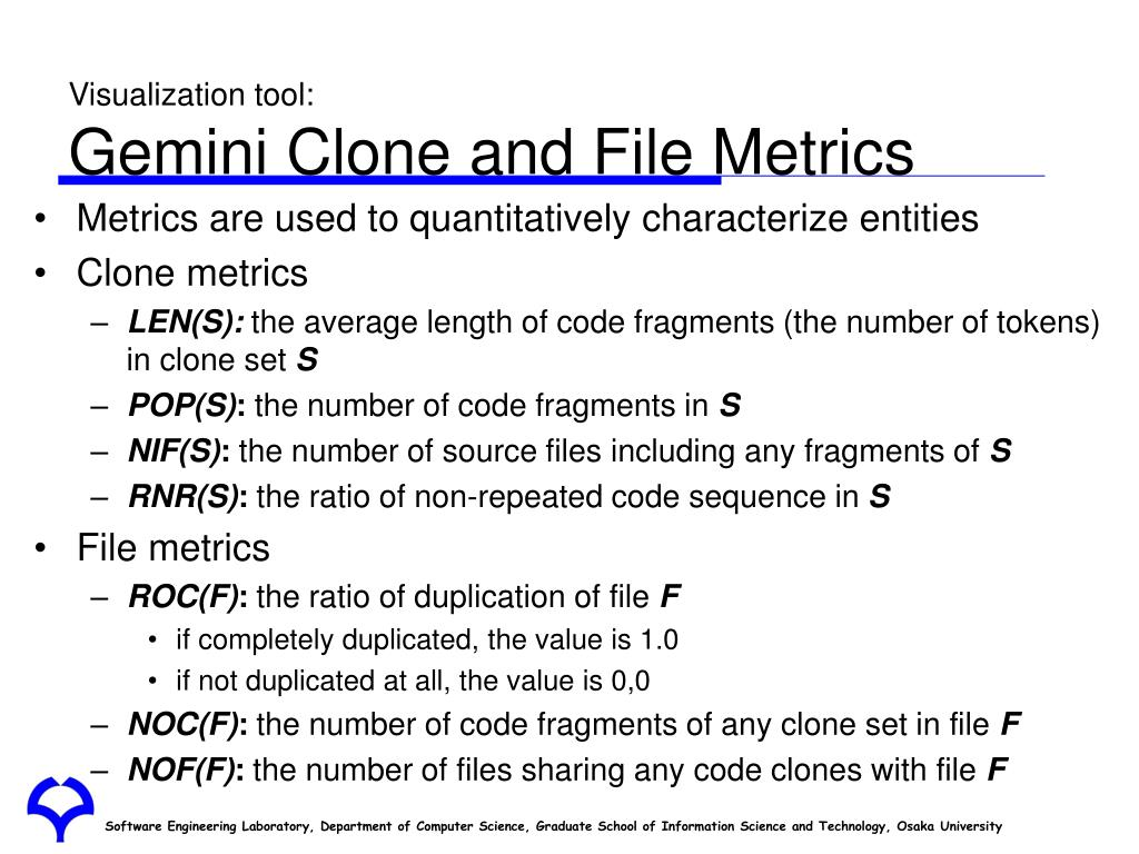Visualization tool: