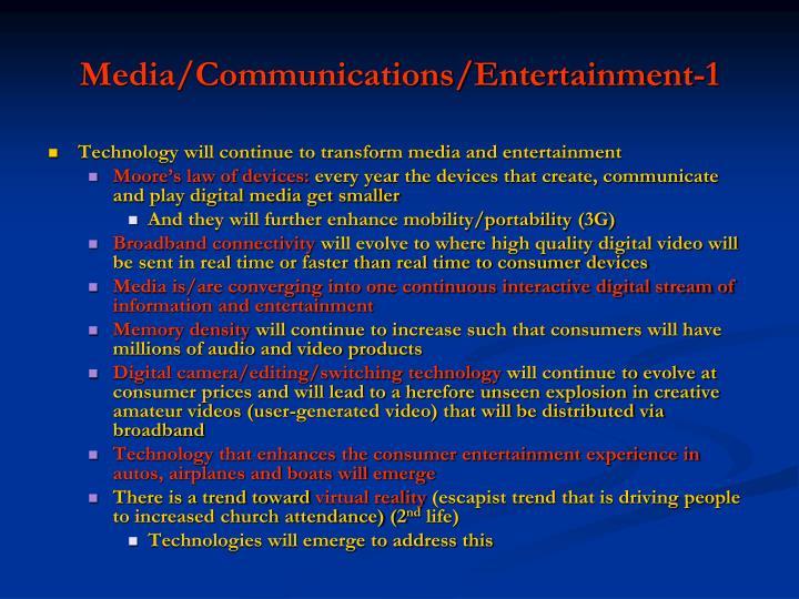 Media/Communications/Entertainment-1
