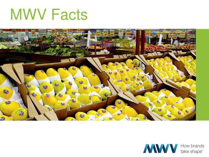 MWV Facts