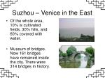 suzhou venice in the east