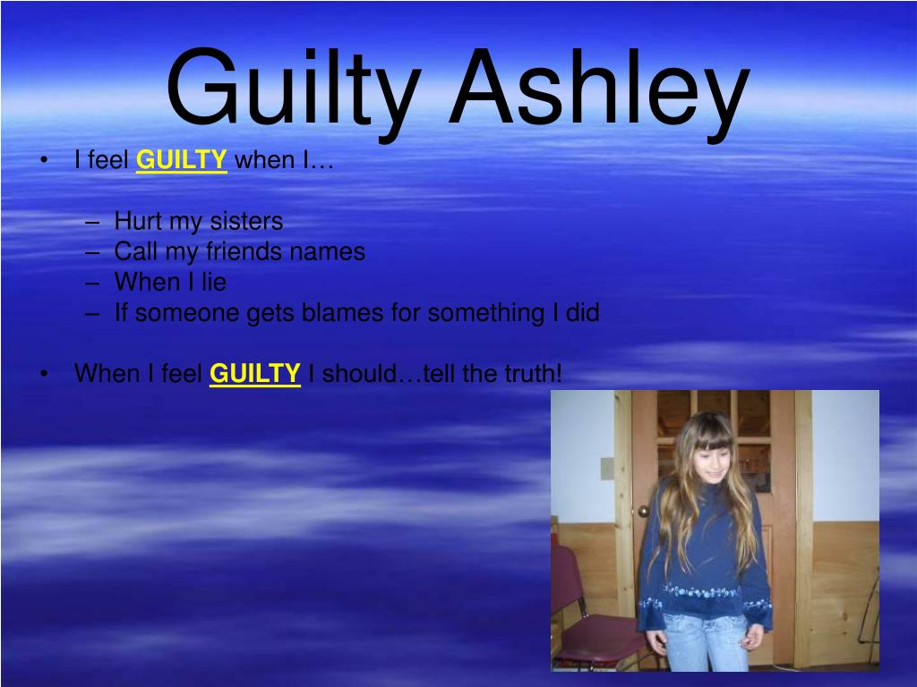 Guilty Ashley