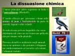 la dissuasione chimica