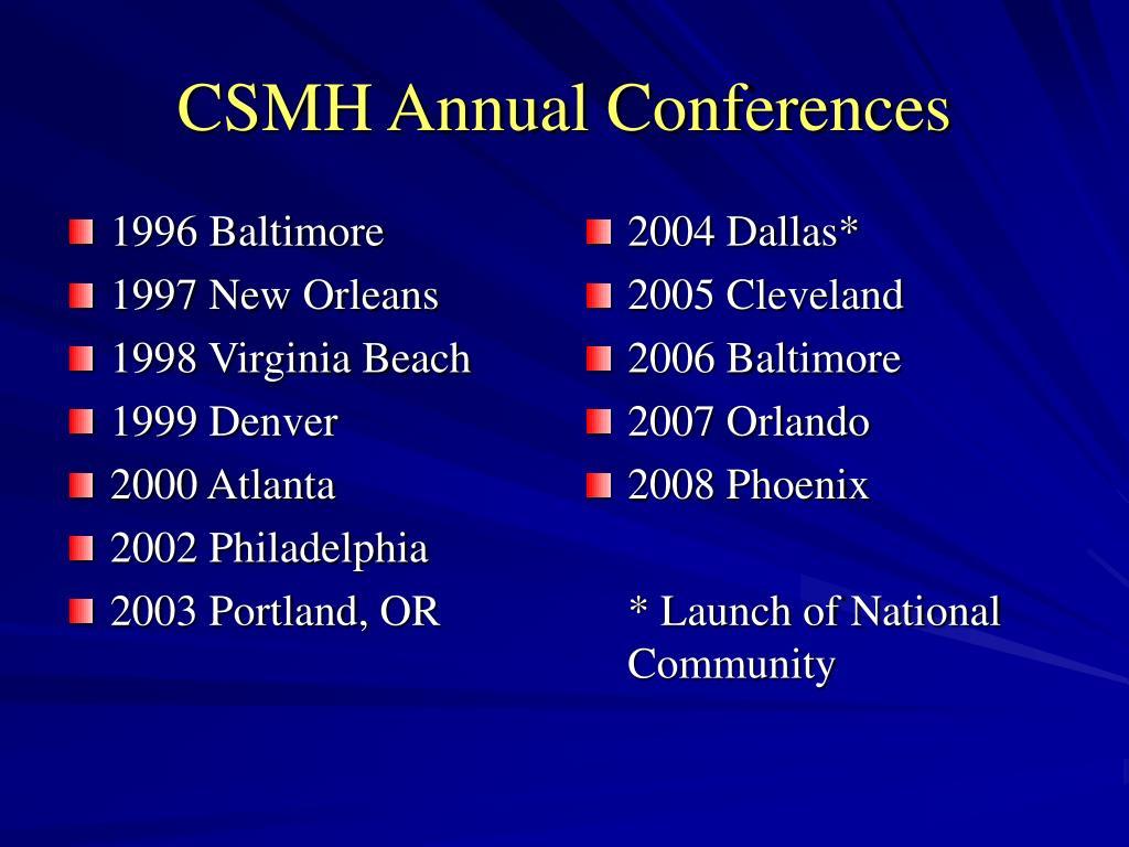 1996 Baltimore
