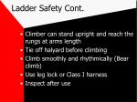 ladder safety cont28