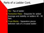 parts of a ladder cont10
