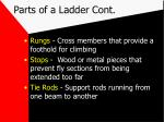 parts of a ladder cont9