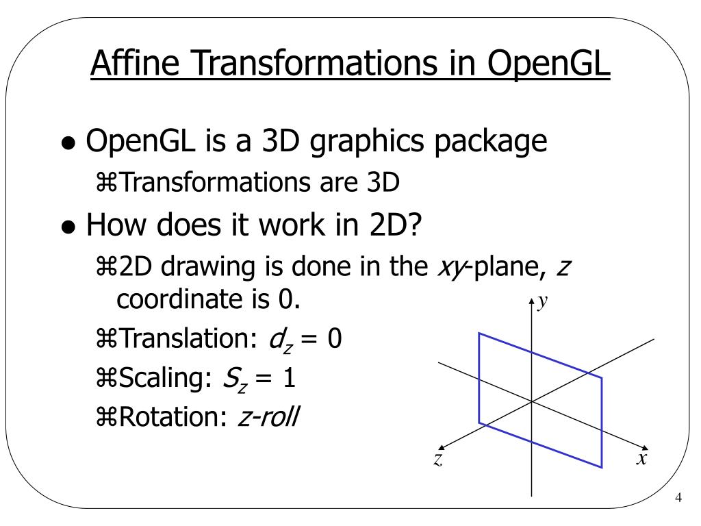 PPT - CS430 Computer Graphics PowerPoint Presentation - ID:601156
