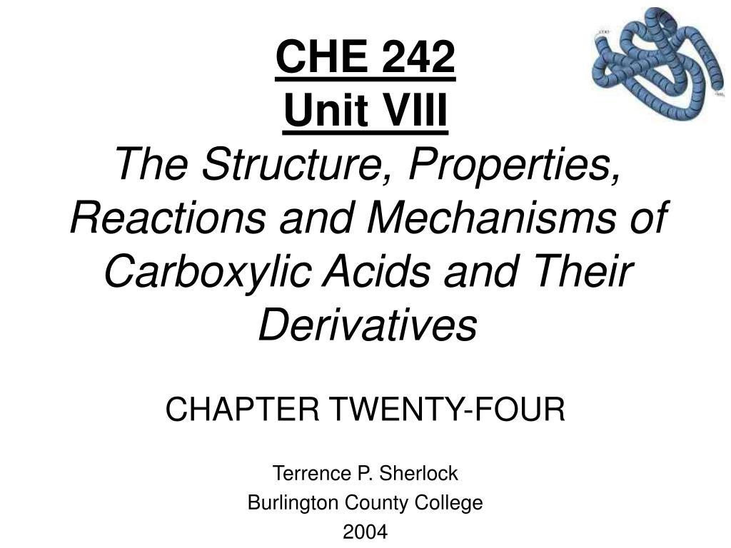 CHE 242