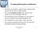 creating information architecture14