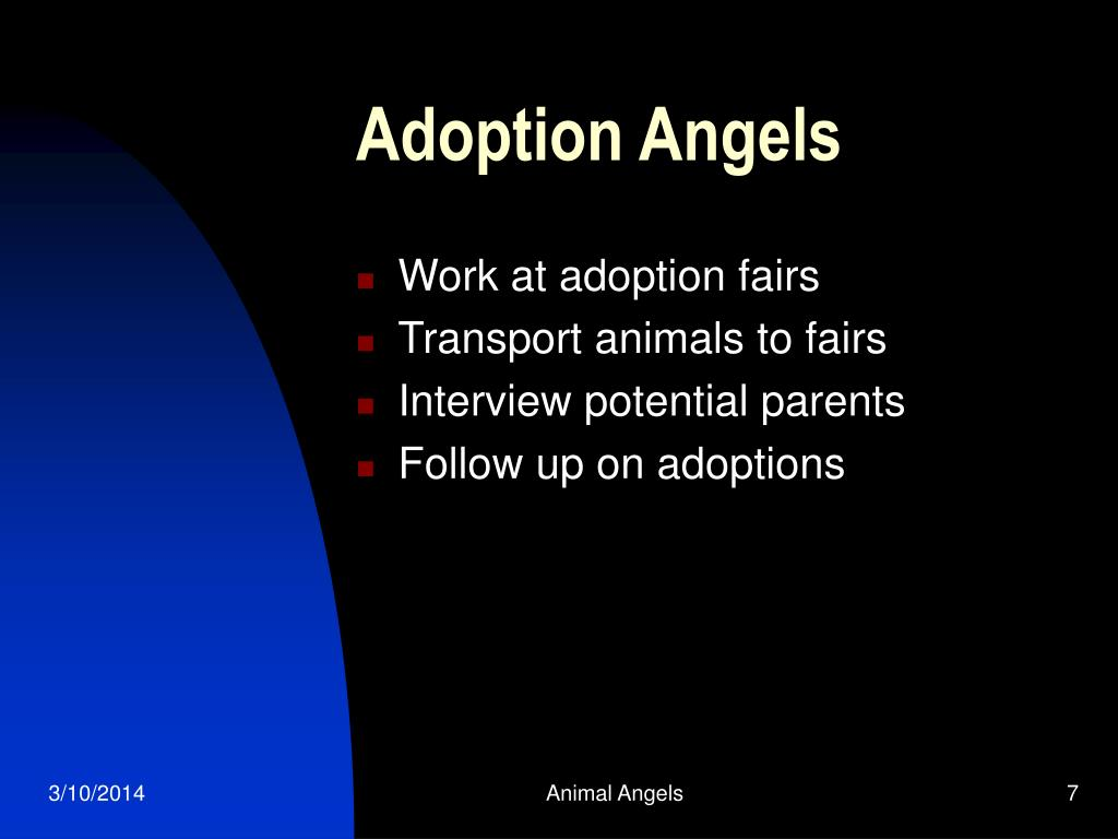 Adoption Angels