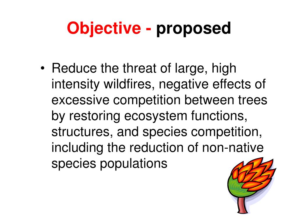 Objective -