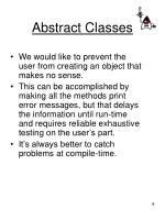 abstract classes9