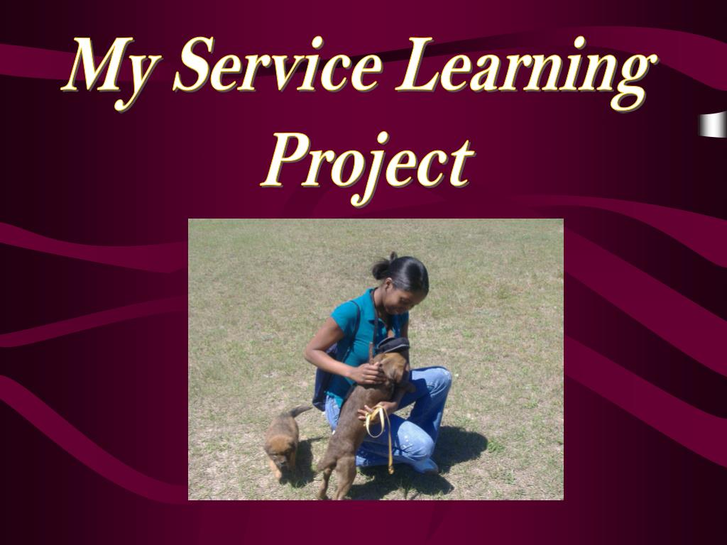 My Service Learning