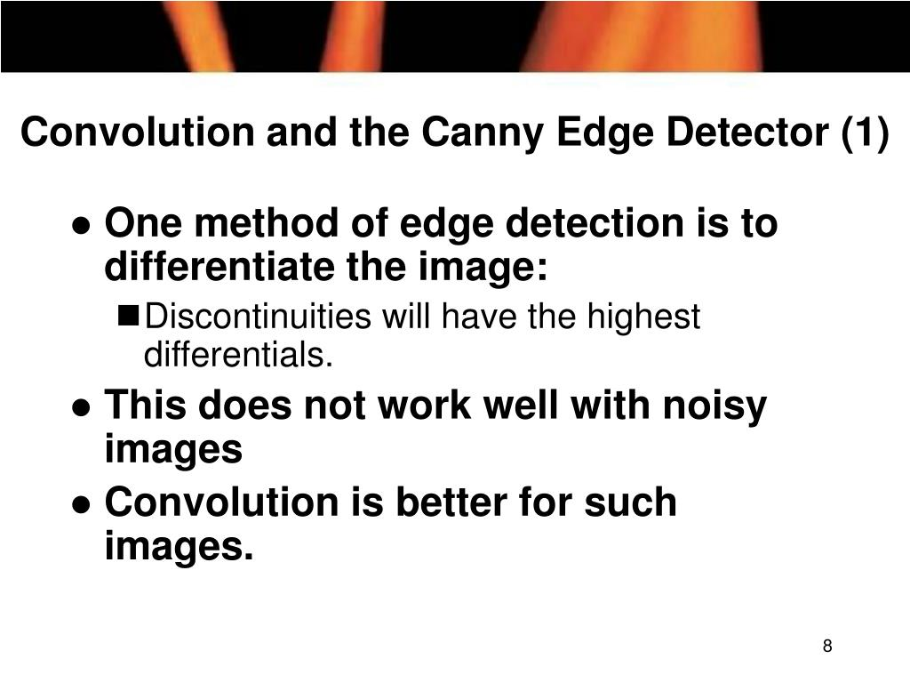 Convolution and the Canny Edge Detector (1)