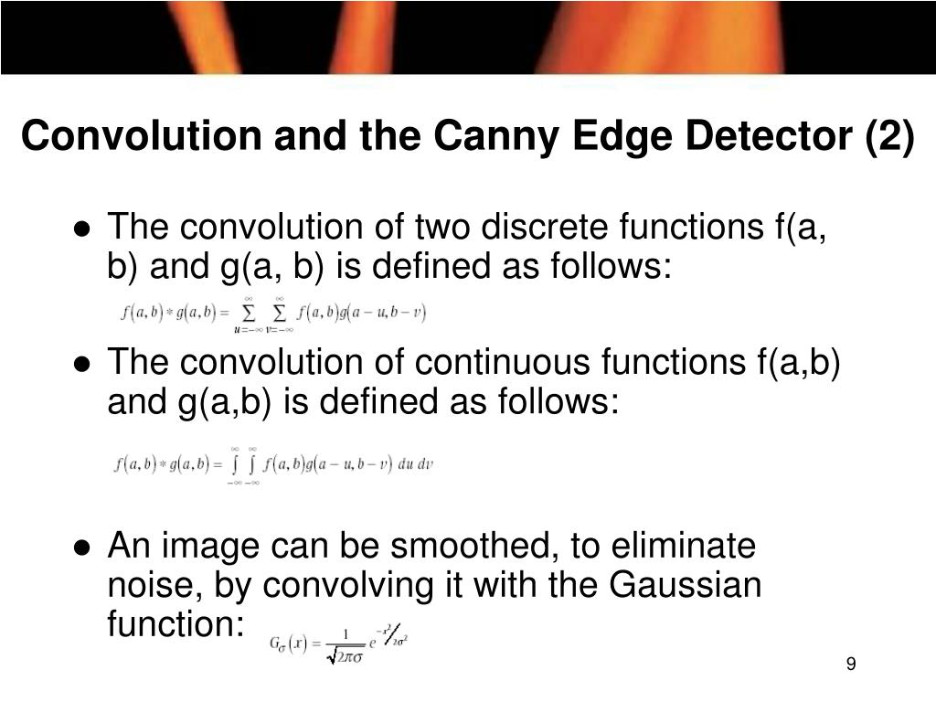 Convolution and the Canny Edge Detector (2)