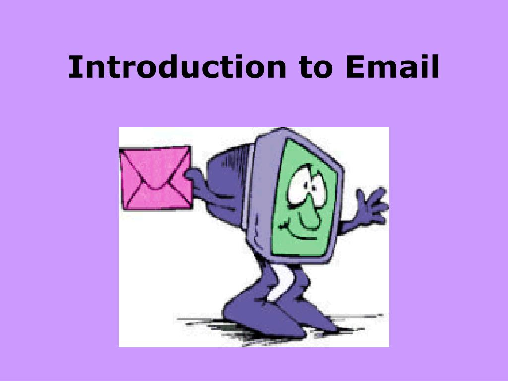 introduction to email l.