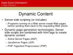 dynamic content7