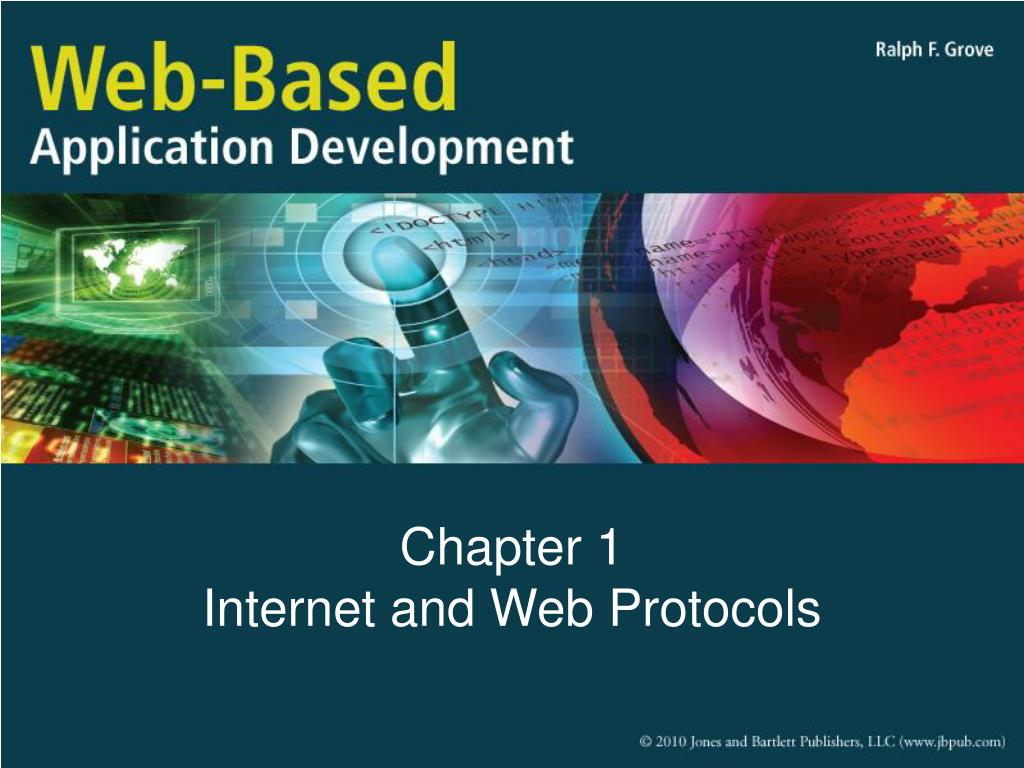 chapter 1 internet and web protocols