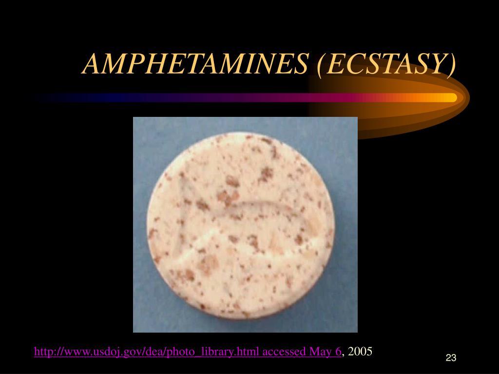 AMPHETAMINES (ECSTASY)